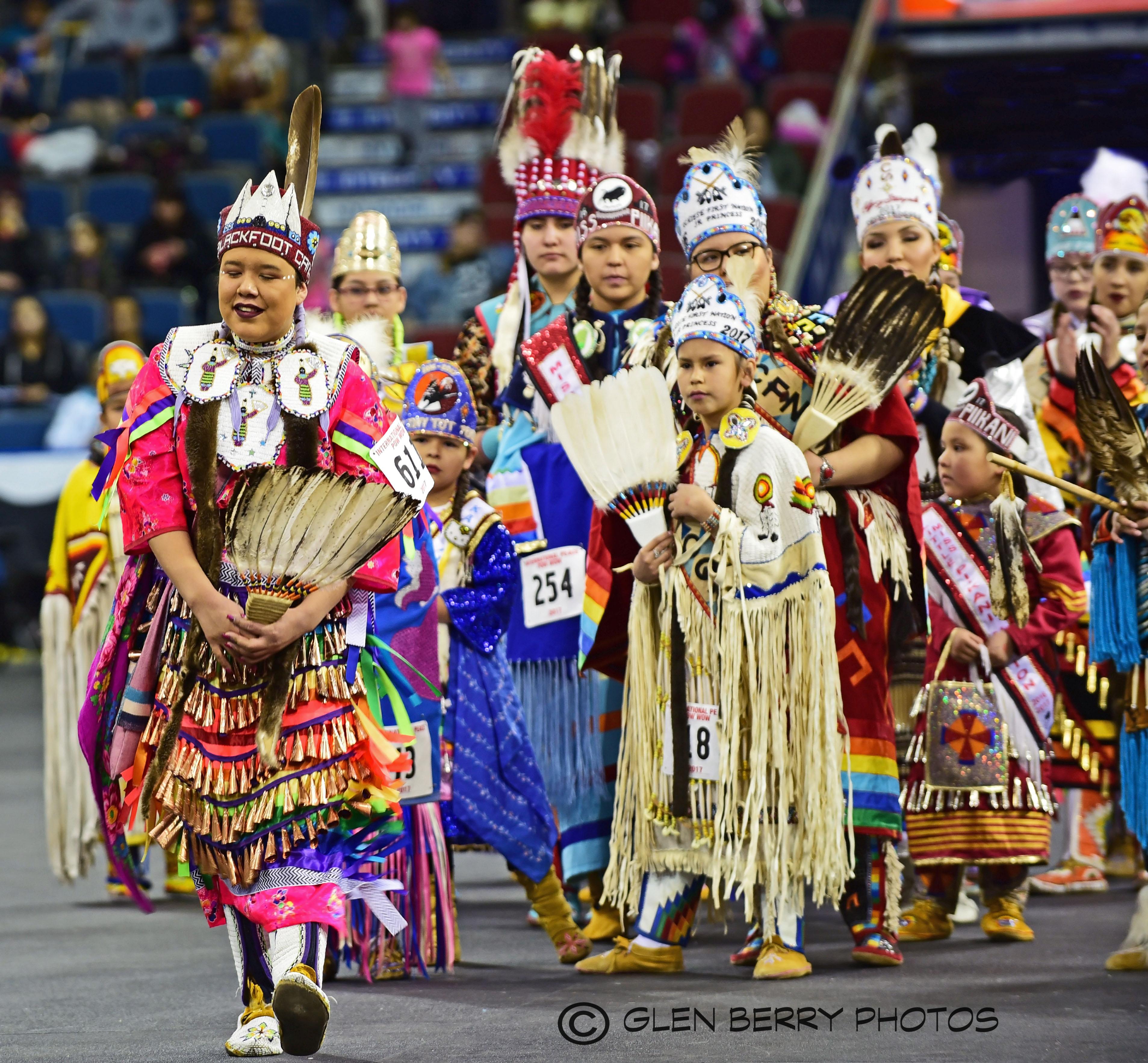 Women Powwow